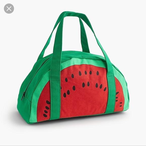 1d434bcd3 Crewcuts Accessories | Watermelon Overnight Bag | Poshmark